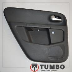 Forro de porta traseira esquerda com vidro manual do UP 1.0 2016/2017 TSI