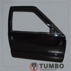 Porta dianteira direita da S10 2001/2011