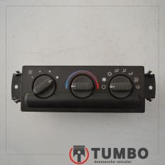 Comando do ar condicionado da S10 2.8 Diesel 2001/2011