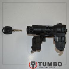 Cilindro de ignição com chave do VW UP Cross 17/18 1.0 TSI