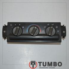 Comando ar quente/frio da S10 2001/2011