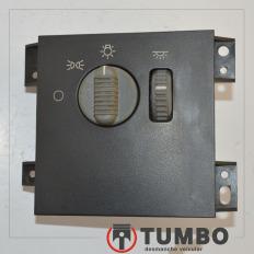 Botão comando chave de luz da S10 2001/2011