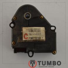 Motor atuador da caixa de ar 16124922 da S10 2001/2011