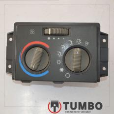 Comando do ar condicionado da S10 até 2000