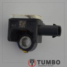 Sensor detonação airbag da Amarok 4x4 2014 Biturbo