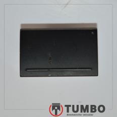 Botão tampa falsa do painel central da Amarok 4x4 2014 Biturbo
