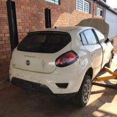 Fiat Bravo Blackmotion - Sucata Para Retirar Peças