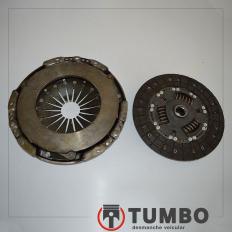 Platô e disco da HIilux 3.0 turbinada até 2005