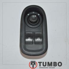 Botão do vidro dianteiro esquerdo e retrovisor da Renault Master 2.3