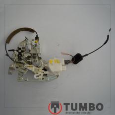 Fechadura elétrica da porta lateral da Renault Master 2.3