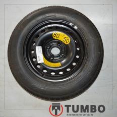 Roda Step dunlop 175/70 aro 14 do VW UP Cross 17/18 1.0 TSI