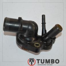 Carcaça válvula termostática do Fiat Bravo 1.8 2013