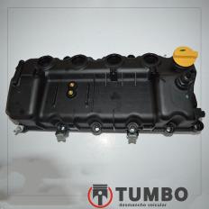 Tampa de válvulas do cabeçote do Fiat Bravo 1.8