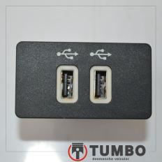 Conector USB da Ranger XLT 3.2 Automática 2018