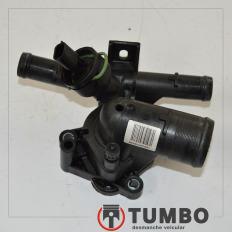 Carcaça da válvula termostática da Renault Master 2.3