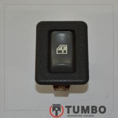 Botão do vidro traseiro da S10 2.8 até 2011