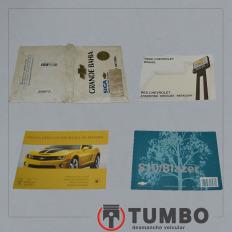 Manual do veículo da S10 2.8 até 2011