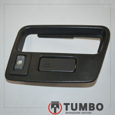 Moldura maçaneta interna com botão da S10 até 2011