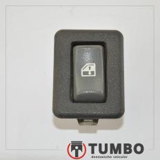 Botão vidro elétrico traseiro da S10 até 2011