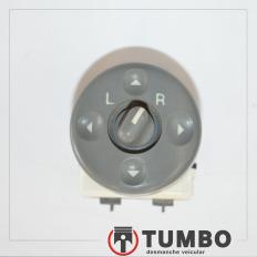 Botão regulagem dos retrovisores da S10 até 2011