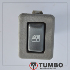 Botão de vidro elétrico traseiro da S10 até 2001
