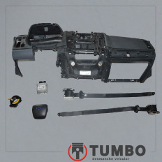 Kit airbag capa painel da Ranger 2.2 4x4 14/15