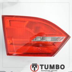 Lanterna esquerda da tampa do VW Jetta 2.0 11/12