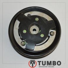 Polia do compressor do ar condicionado do VW Jetta 2.0 11/12