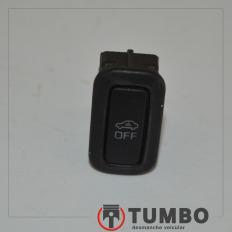 Botão interno do alarme do VW Jetta 2.0 11/12