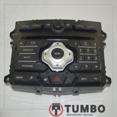 Teclas comando do rádio da Ranger 2.2 4x4 14/15