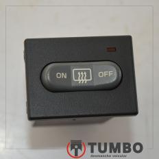 Botão do desembaçador da S10 e Blazer até 2011