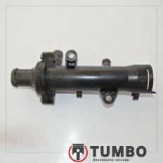Carcaça da válvula termostática da Kombi 1.4 flex