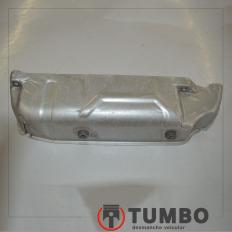 Defletor do coletor de escapamento da S10 2012/... 2.8 4x4 200cv Aut