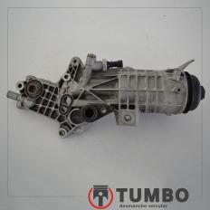 Radiador do óleo com suporte filtro de ar da S10 2012/... 2.8 4x4 200cv Aut