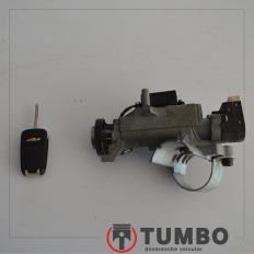 Comutador cilindro e chave da S10 2012/... 2.8 4X4 LT 180CV