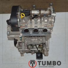 Motor parcial do VW UP 1.0 2015