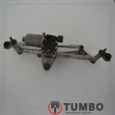 Motor com galhada limpador do parabrisa do VW UP 1.0