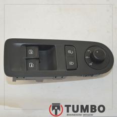 Botão comando vidro elétrico 2 pts lado esquerdo  do VW UP 1.0