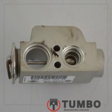 Conector válvula de expansão do ar condicionado da Amarok 2015 biturbo 4x4 high