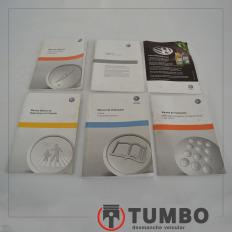 Manual de instruções da Amarok 2015 biturbo 4x4 high