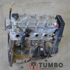 Motor parcial do Ônix 1.4 LT 2015