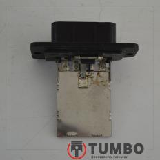 Resistência caixa evaporadora do ar condicionado do Ônix 1.4 LT 2015