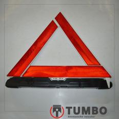 Triângulo de segurança original do Ônix 1.4 LT 2015