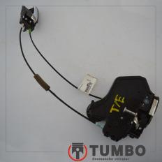 Fechadura elétrica traseira esquerda com maçaneta da Hilux 12/15 171cv 3.0