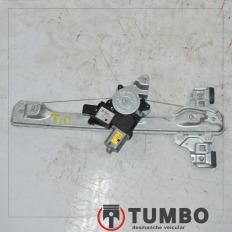 Máquina de vidro elétrica traseira direita da Tracker LTZ 1.8 2014/...