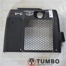Capa proteção do motor da Hilux CD 2009 3.0 4x4