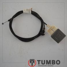 Alavanca do capô com cabo da Hilux 09/10 3.0 163cv Autom.