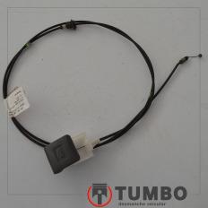 Alavanca do capô com cabo da Hilux 2012/... 3.0 171cv 4x4