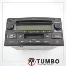 Rádio da Hilux 2012/... 3.0 171cv 4x4