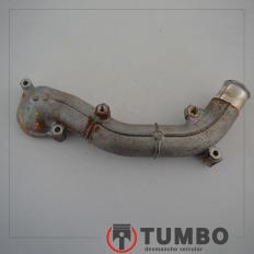 Cano tubo d'água do motor da Hilux 2012/... 3.0 171cv 4x4